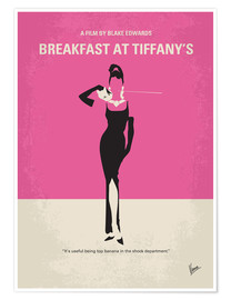 Premium-Poster Breakfast At Tiffany's
