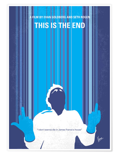 Premium-Poster This Is The End