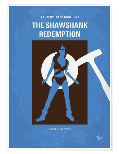 Premium-Poster The Shawshank Redemption