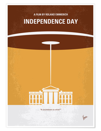 Premium-Poster Independence Day