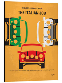 chungkong - No279 My The Italian Job minimal movie poster
