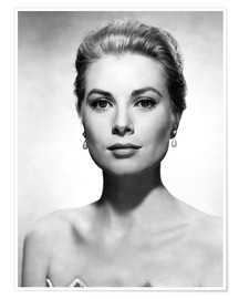 Premium-Poster  Grace Kelly