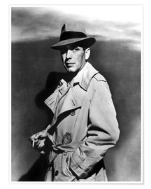 Poster  Humphrey Bogart in 'Sirocco'