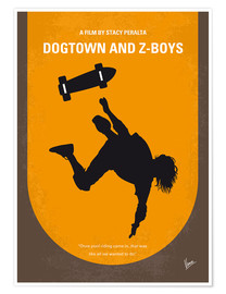 Premium-Poster Dogtown And Z-Boys
