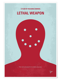 Premium-Poster Lethal Weapon