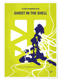 Premium-Poster Ghost In The Shell