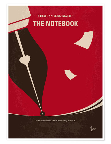 Premium-Poster The Notebook