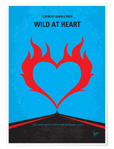 Premium-Poster Wild At Heart