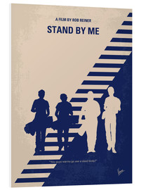 Forex  No429 My Stand by me minimal movie poster - chungkong