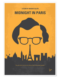 Premium-Poster  Midnight In Paris - chungkong
