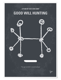 Premium-Poster Good Will Hunting