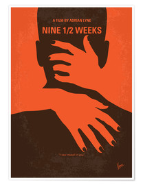 Premium-Poster Nine 1/2 Weeks