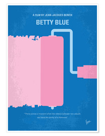Premium-Poster Betty Blue
