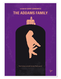 Premium-Poster The Addams Family