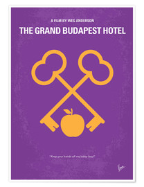 Premium-Poster The Grand Budapest Hotel