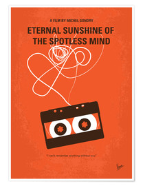 Premium-Poster  Eternal Sunshine Of The Spotless Mind - chungkong