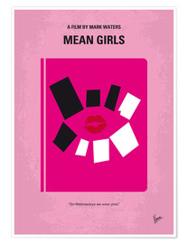 Premium-Poster Mean Girls
