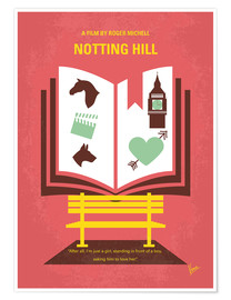 Premium-Poster Notting Hill