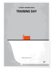 Premium-Poster Training Day