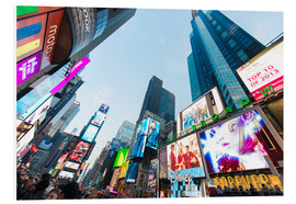 Forex  Times Square - beliebtester Ort in New York
