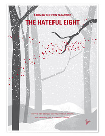 Premium-Poster The Hateful Eight