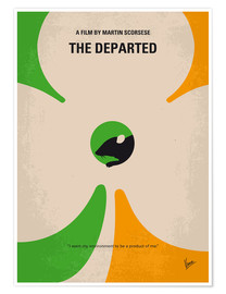 Premium-Poster The Departed