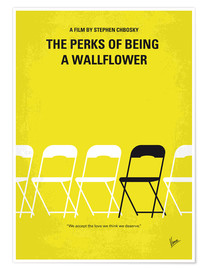 Premium-Poster The Perks Of Being A Wallflower