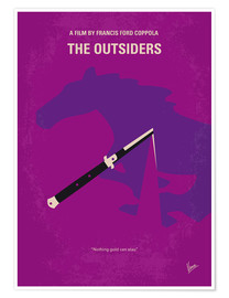 Premium-Poster  The Outsiders - chungkong