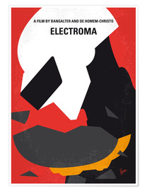 Poster No556 My Electroma minimal movie poster