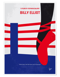 Premium-Poster Billy Elliot