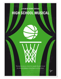 Premium-Poster High School Musical