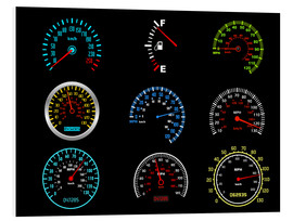 Forex  Speedometers for mph Fans