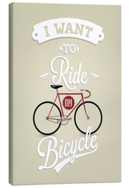Typobox - I want to ride my bicycle