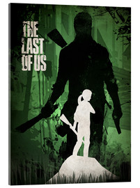 Acrylglasbild  The Last Of Us - Albert Cagnef