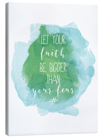 Typobox - Let your faith be bigger than your fear