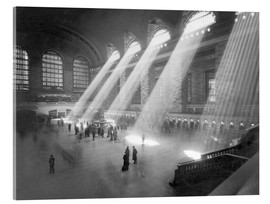 Acrylglasbild  Grand Central Railroad Station