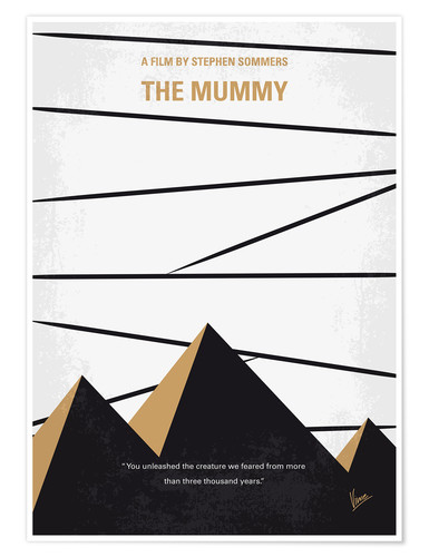 Premium-Poster The Mummy