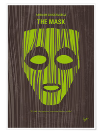 Premium-Poster The Mask