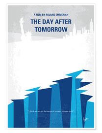Premium-Poster The Day After Tomorrow