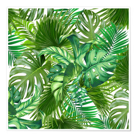 Premium-Poster  new tropic life - Mark Ashkenazi