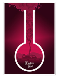 Premium-Poster Breaking Bad V