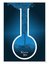 Premium-Poster Breaking Bad II