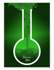 Premium-Poster Breaking Bad III