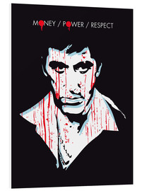 Forex  alternative scarface tony montana film art - 2ToastDesign