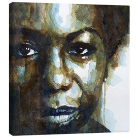 Leinwandbild  Nina Simone - Paul Paul Lovering Arts