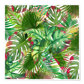 Premium-Poster  new tropic life 3 - Mark Ashkenazi