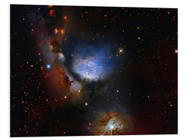 Forex  Messier 78, ein Reflexionsnebel in der Orion-Konstellation - Roberto Colombari