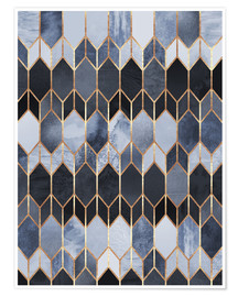 Premium-Poster  Stained Glass 3 - Elisabeth Fredriksson