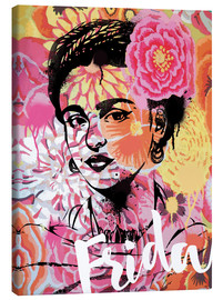 Nory Glory Prints - Frida Kahlo Pop Art