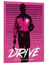 Forex  Drive ryan gosling movie inspired art - Golden Planet Prints